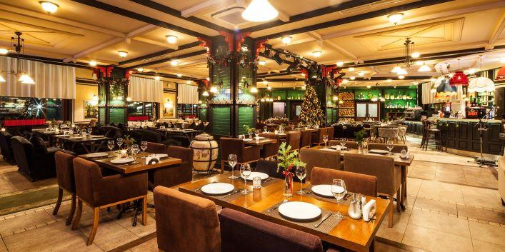 Рестораны Розы Хутор