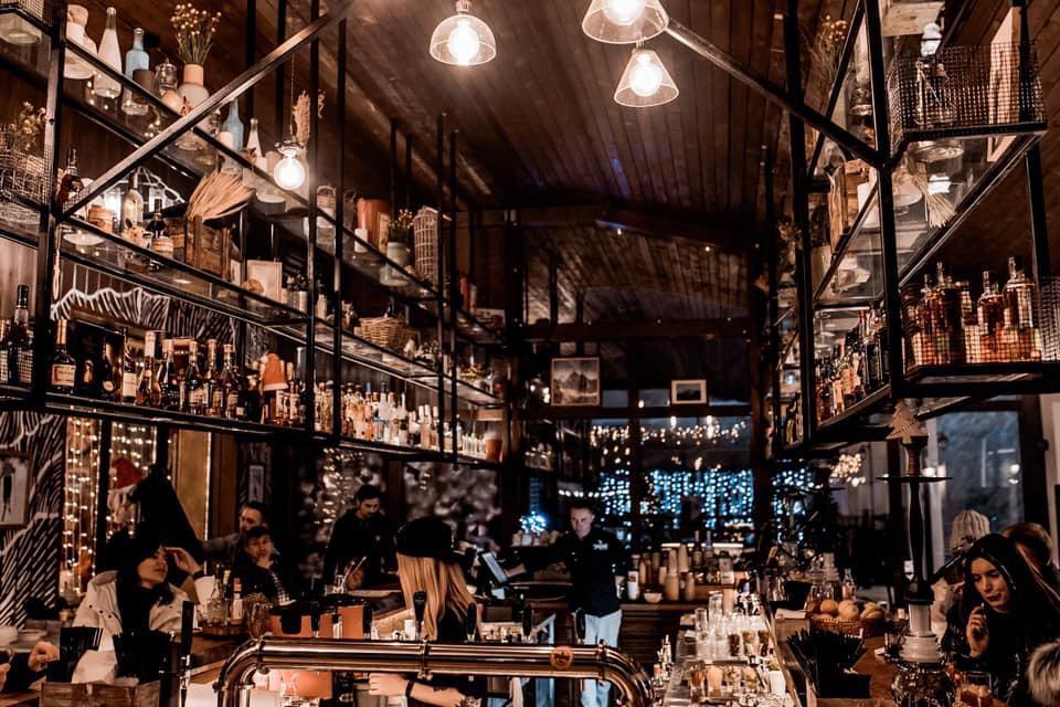 Рестораны Роза Хутор