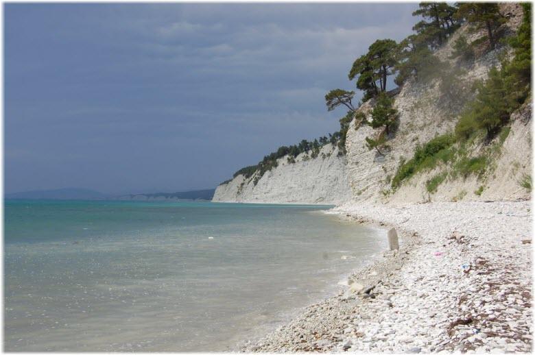 Лучшие пляжи Геленджика