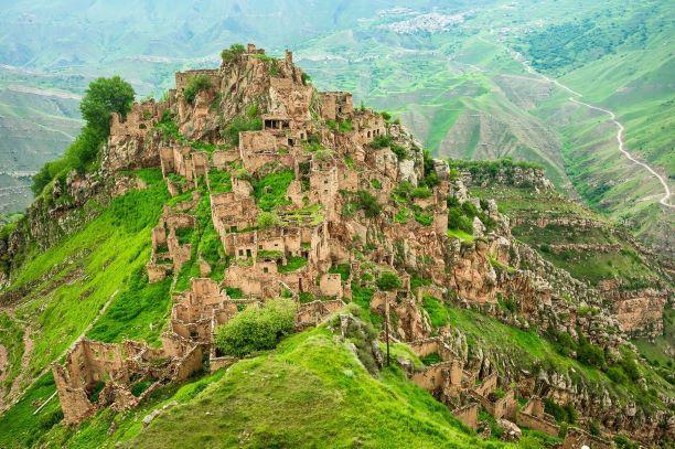 Красивые места в Дагестане