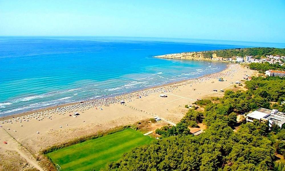 Черногория песчаные пляжи
