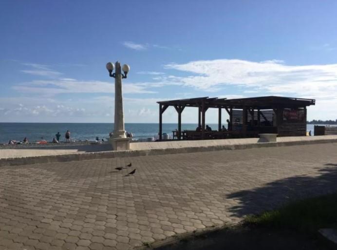 Сухум Абхазия море