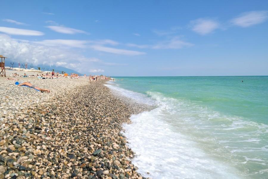 Имеретинский пляж