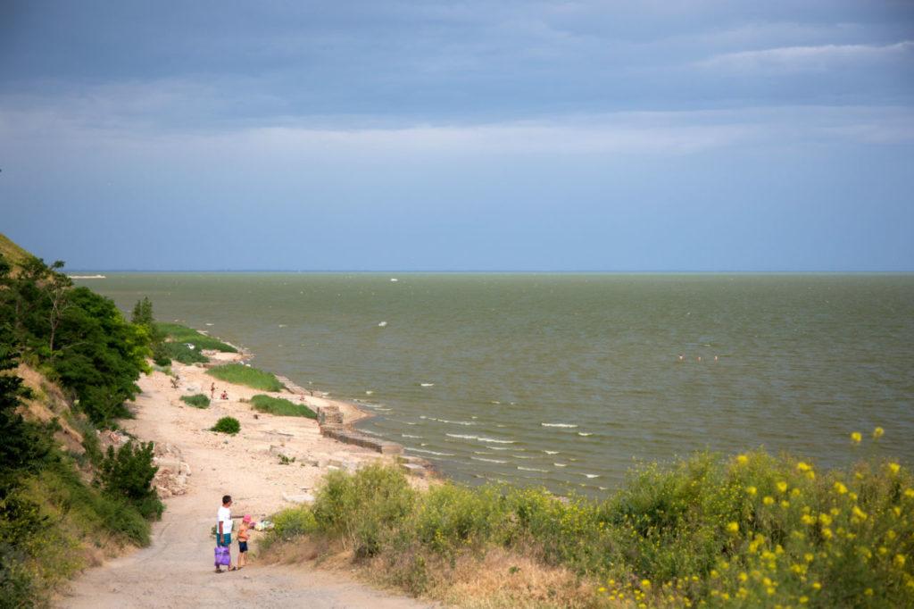 Азовское море куда лучше поехать