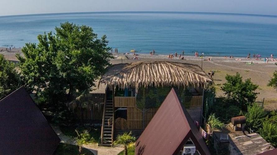 Абхазия Цандрипш отдых