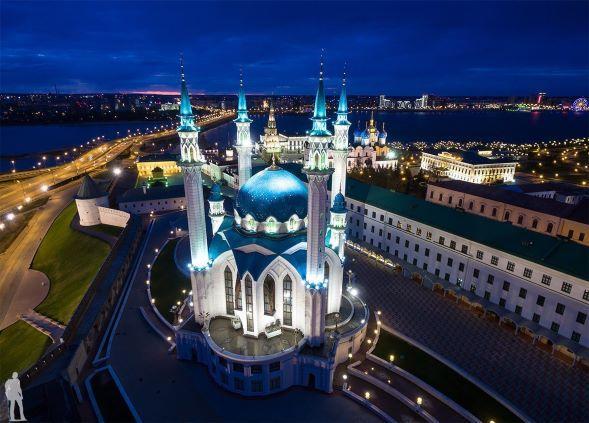 Казань осенью