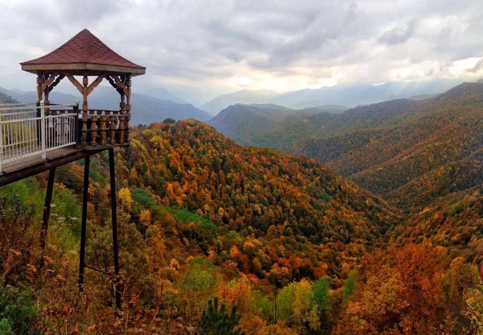 Адыгея осенью