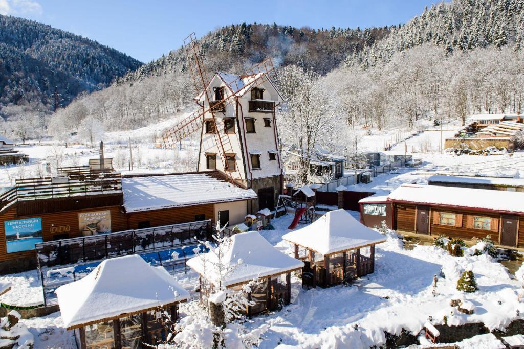 Новый год в горах
